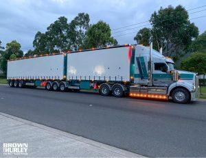Tony Innaimo Transport